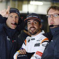 La niebla y la lluvia centra la acción del GP de China de F1 en los boxes