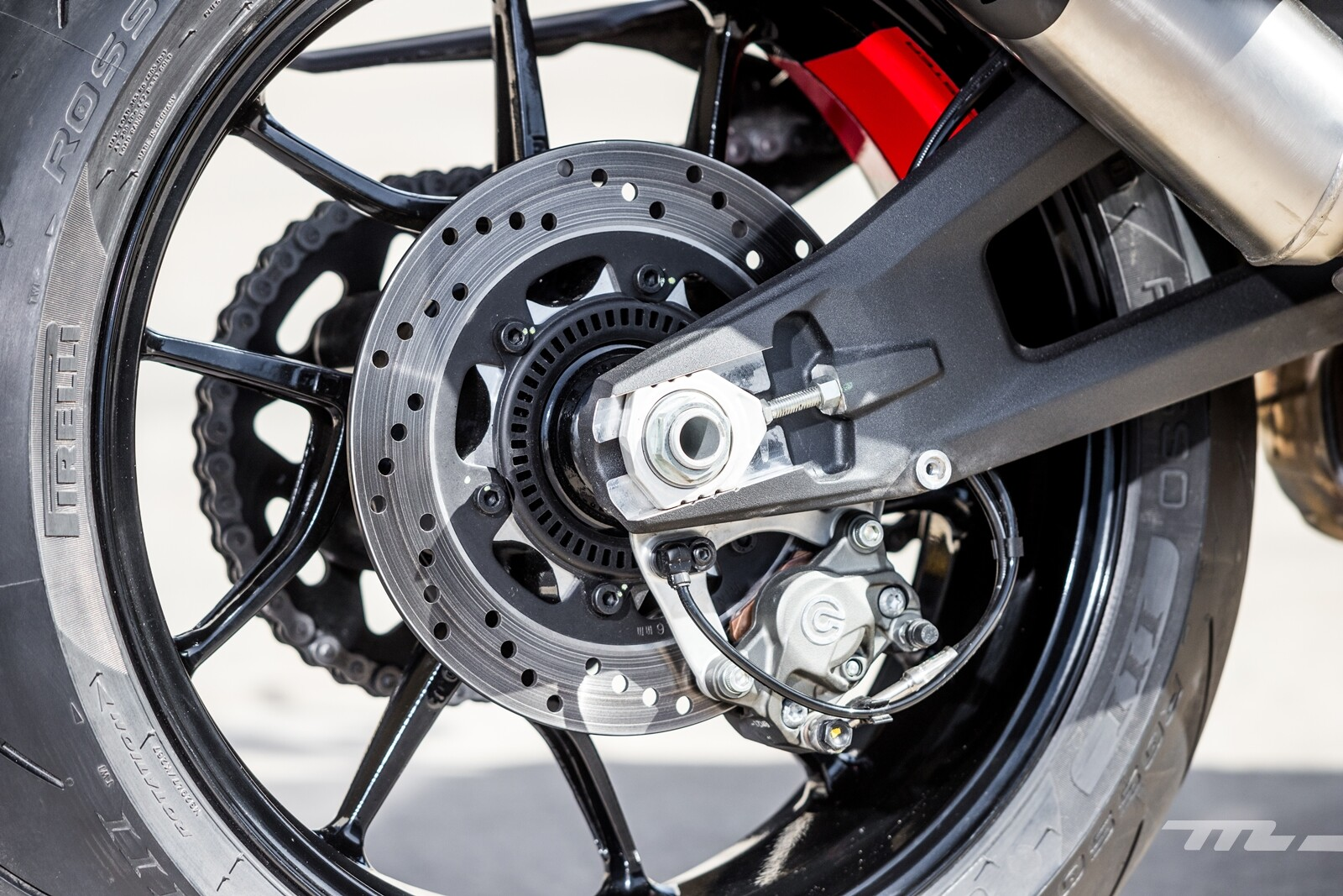 Foto de Ducati Monster 2021, prueba (16/38)