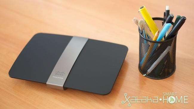 Router Linksys ea4500 - 1