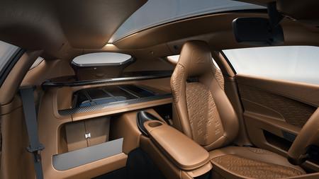 Aston Martin Vanquish Zagato Shooting Brake interior