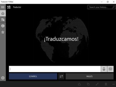 Microsoft lanza la aplicación beta de su traductor para Windows 10