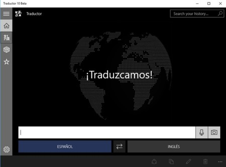 Microsoft lanza la aplicación beta de su traductor para Windows 10