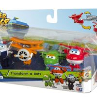 Pack Super Wings por 19,95 euros y envío gratis