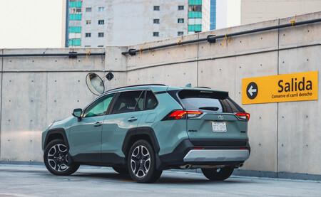 Toyota Rav4 Adventure 2021 Prueba De Manejo Opinion Resena Mexico 11