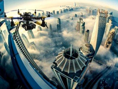 Drones, redescubriendo el mundo en que vivimos en tomas imposibles