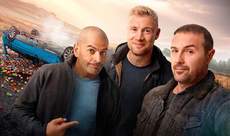 ¡Puro espectáculo! La nueva temporada de 'Top Gear' se estrena en España cargada de joyas sobre ruedas (y mucho presupuesto)
