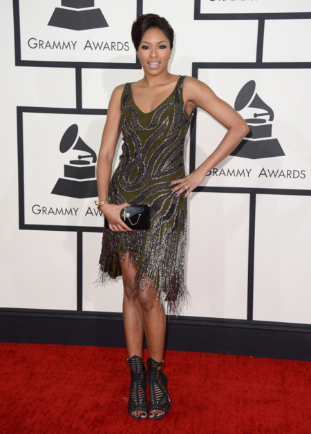 Alicia Quarles Grammy 2014