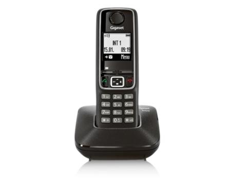 Gigaset A420, un teléfono para estar sin sobresaltos en casa