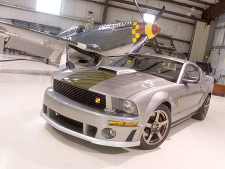 ROUSH Performance P-51B Mustang