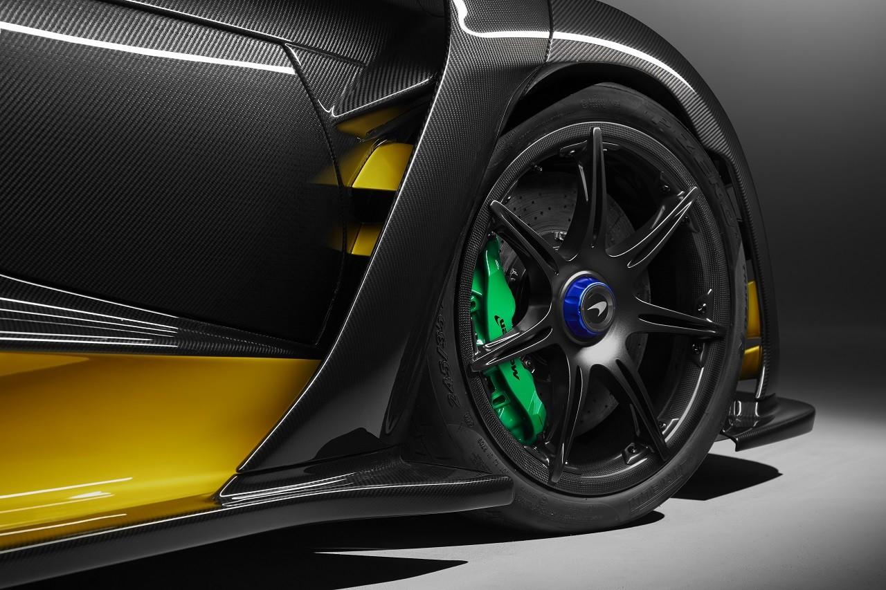 Foto de McLaren Senna Carbon Theme (2/14)