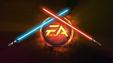 Ea Star Wars Logo