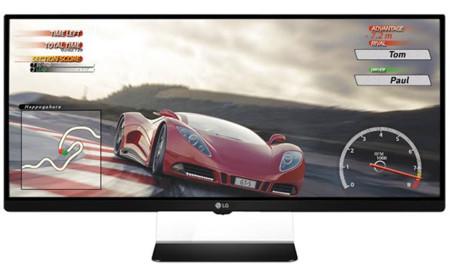 AMD FreeSync LG monitor