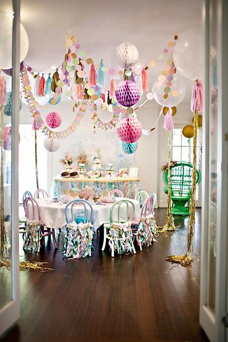 11 ideas de c mo decorar la casa para una fiesta de a o - Ideas fiesta inauguracion piso ...