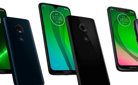 De los Moto G6 a los Moto G7: todo lo que ha cambiado en la gama media de Motorola en un año