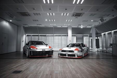 ¡Brutal! El Audi RS6 GTO Concept es un apetecible tributo de 600 CV para el 40 cumpleaños del sistema quattro
