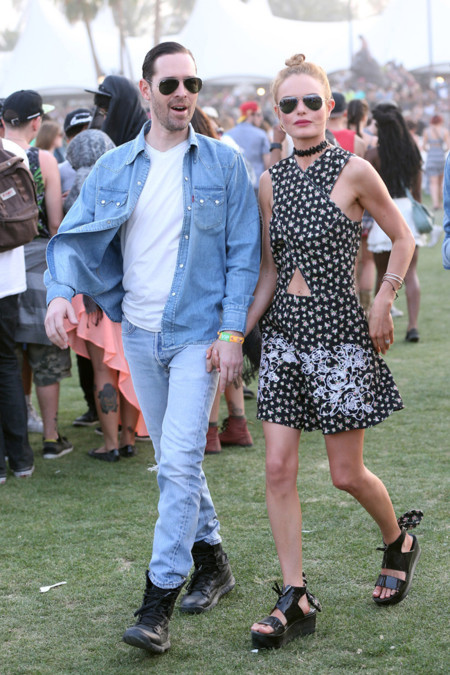 Kate bosworth Coachella
