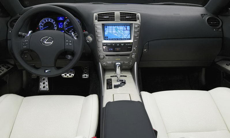Foto de Lexus IS-F (65/111)