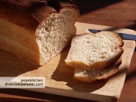 Cómo hacer pan de molde casero. Receta