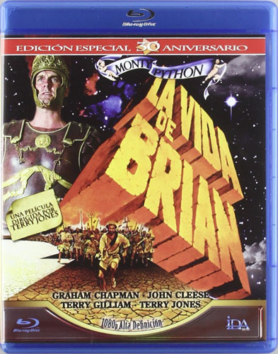 La Vida de Brian Blu-Ray