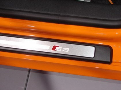 Audi S3 Salón París