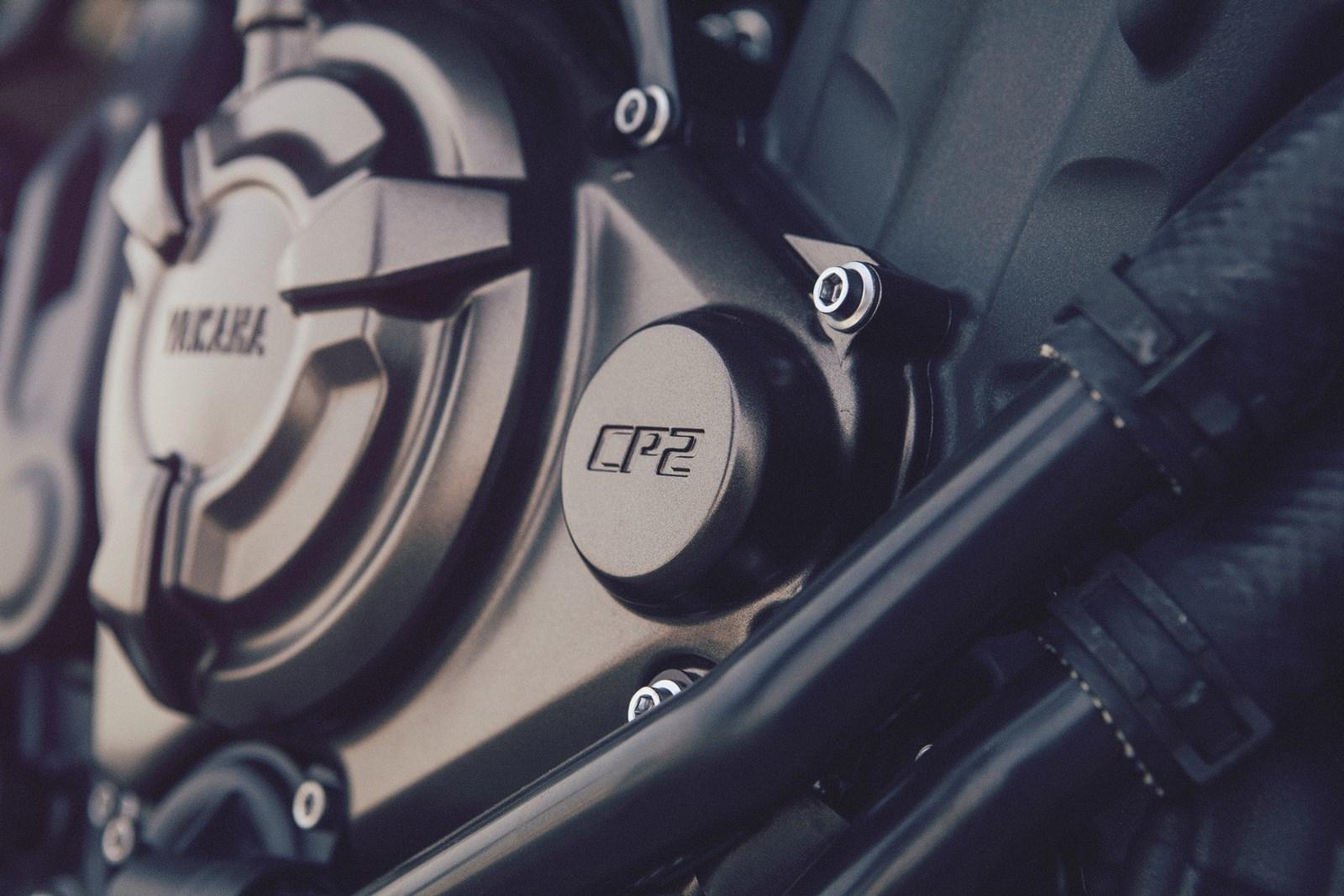 Foto de Yamaha XSR700 en acción y detalles (37/41)
