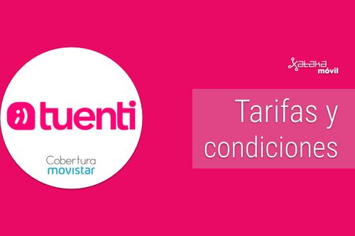 Tarifas móviles de Tuenti: Todas las ofertas