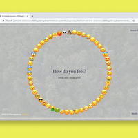 Esta extensión te permite llevar un registro de tus estados de ánimo con emojis
