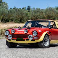 ¡Alerta, unicornio! Este irresistible Fiat 124 Abarth Rally del Grupo 4 está buscando garaje