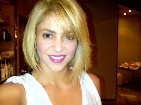 Cambio de look a la vista: Shakira se corta la melena