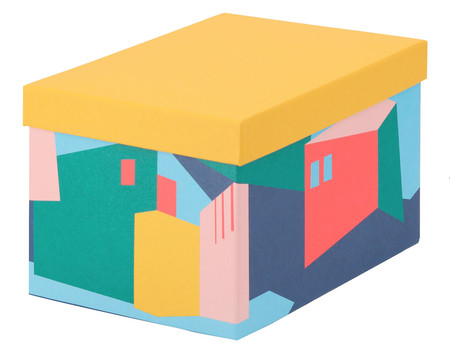 Caja Tjenea