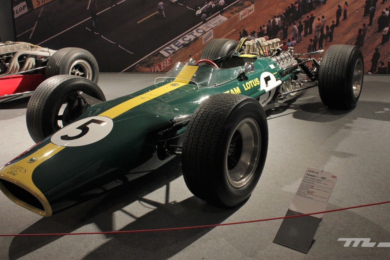 Foto de Museo de las 24 Horas de Le Mans (exposición temporal) (9/12)