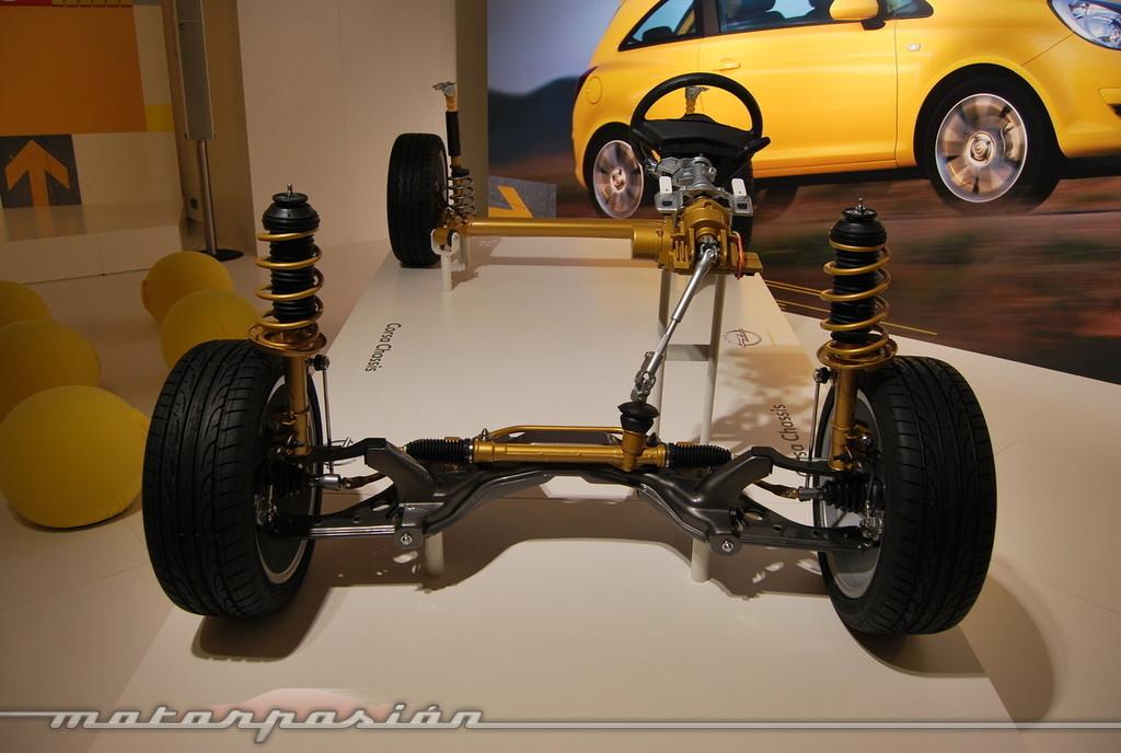 Foto de Opel Corsa 2010 (presentación) (4/37)