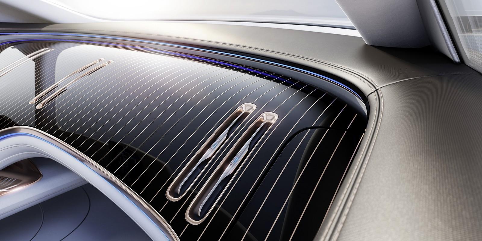 Foto de Mercedes-Benz EQS 2019 (9/18)