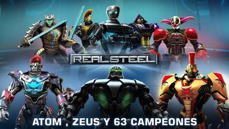 Ofertas de la semana de Google Play: MX Player Pro y Real Steel rebajados a 0,10 euros