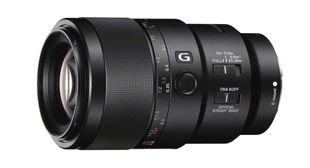 Sony Fe 90mm F28 Macro G Oss