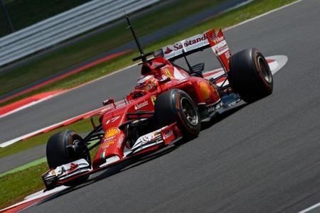 Ferrari ya trabaja en la evolución del motor para el año que viene