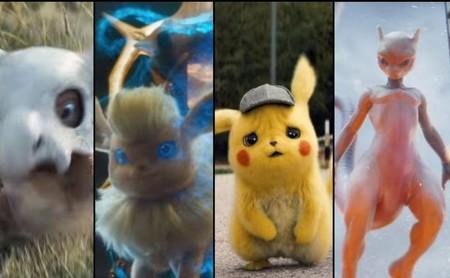 'Detective Pikachu': todos los Pokémon reunidos en la película