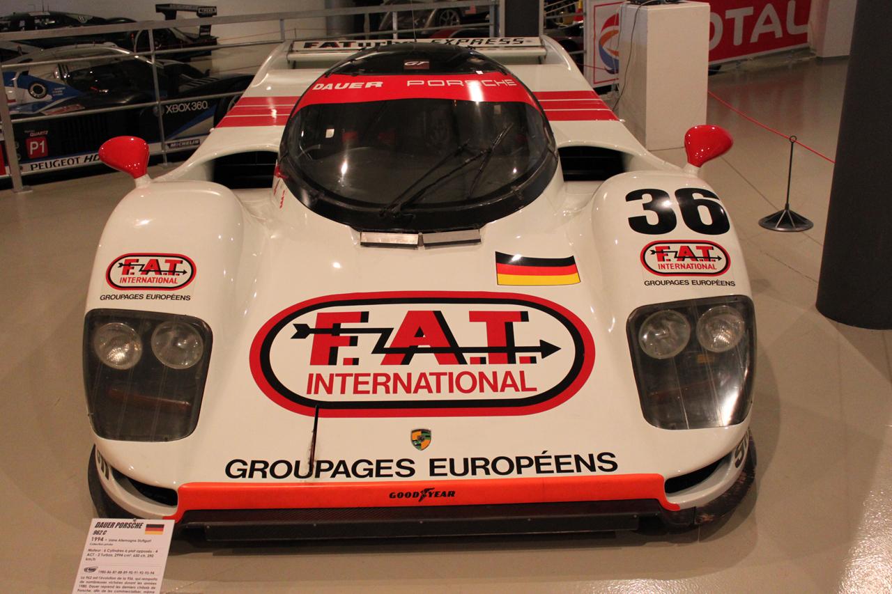 Foto de Museo 24 horas de Le Mans (225/246)