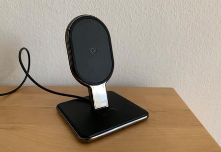 Análisis HiRise Wireless: Twelvesouth nos propone una base de carga elegante y práctica al mismo tiempo