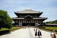 El Tōdai-ji de Nara y su buda de bronce de 16 metros
