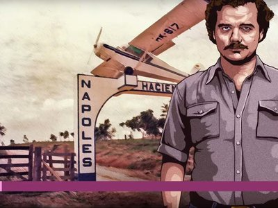 Netflix utiliza la serie Narcos para hacer una parodia de Grand Theft Auto