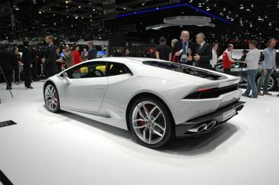 Lamborghini Huracán LP 610-4 tiene 1,000 órdenes de compra en sólo 2 meses