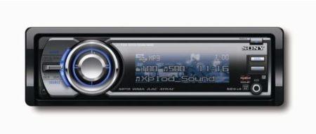 Nuevos autoradios Sony Xplod