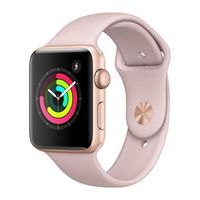 Si estabas esperando una oferta para el Apple Watch Series 3 de 38mm en rosa, en eBay lo tienes por 302,99 euros
