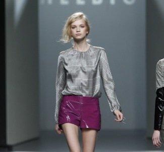 Teresa Helbig la Cibeles Madrid Fashion Week Otoño-Invierno 2011/2012