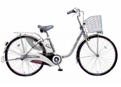 ¿Sabéis quién tiene una nueva bicicleta eléctrica en Japón? ¡Panasonic!