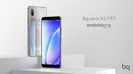 BQ Aquaris X2 y X2 Pro: dos gemelos con doble cámara y Android One para la gama media