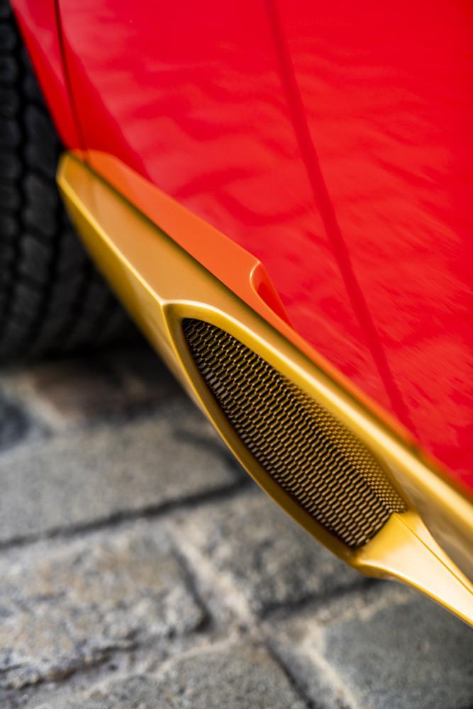 Foto de Lamborghini Miura SV de Jean Todt (24/37)