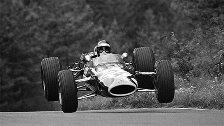 La edad dorada de la Formula 1 en fotografías de Rainer W. Schlegelmilch