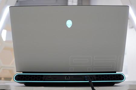 Alienware Area-51m: no solo es el portátil con el hardware más potente del mundo, sino que lo podremos cambiar a nuestro gusto